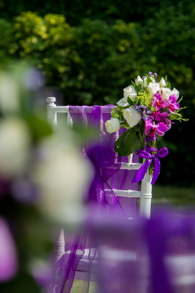 kayumanis jimbaran-wedding ceremony-garden by Kayumanis Private Villa and Spa - 006