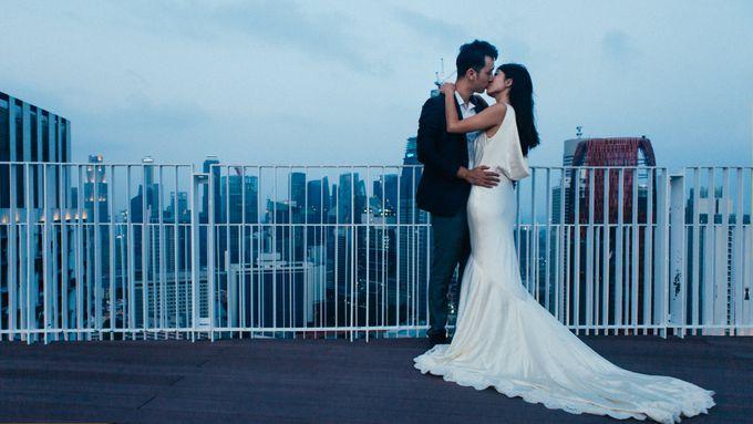 JC X Sheena Couple Shoot by Love, Yu - 006