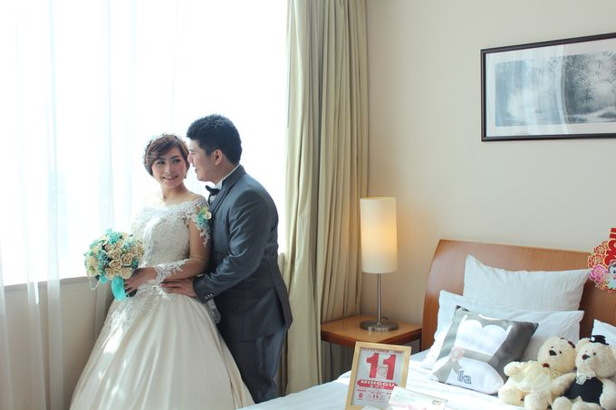 The Wedding of Yongkie & Ika by WedConcept Wedding Planner & Organizer - 002