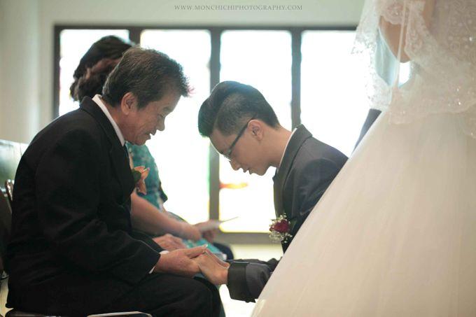 Wedding Renald & Giovani by de_Puzzle Event Management - 009