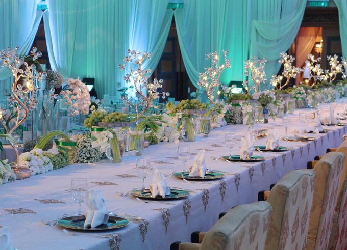 Shangri-La Kuala Lumpur Wedding Packages by Shangri-La Hotel, Kuala Lumpur - 005