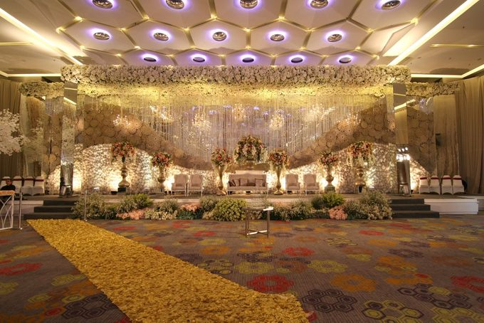 THE WEDDING OF FABIO & MELLISA by Holiday Inn Jakarta Kemayoran - 006