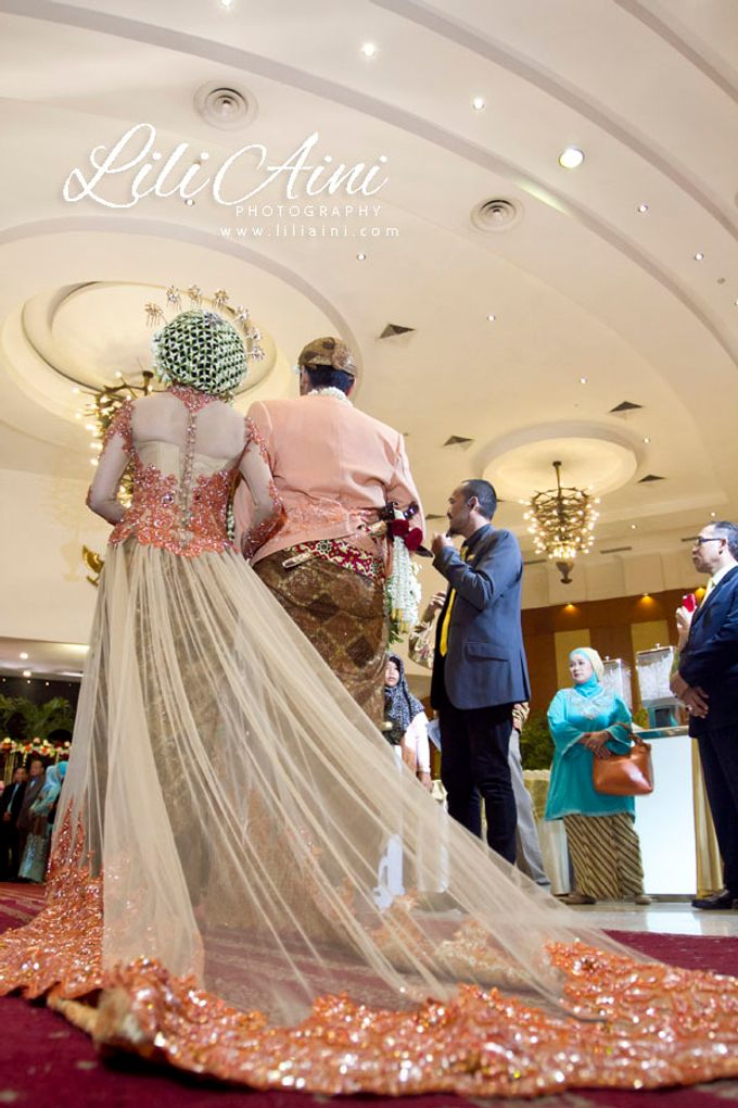 Wedding Reception Akbar & Devy by Lili Aini Photography - 004