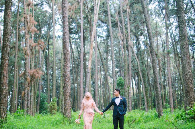 AIN & KHAIR by The Rafflesia Wedding & Portraiture - 007