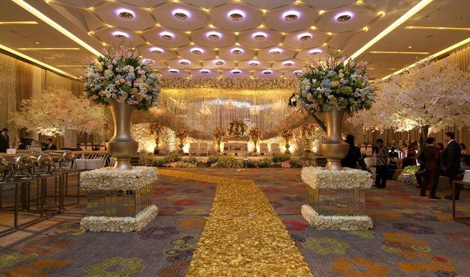 THE WEDDING OF FABIO & MELLISA by Holiday Inn Jakarta Kemayoran - 007