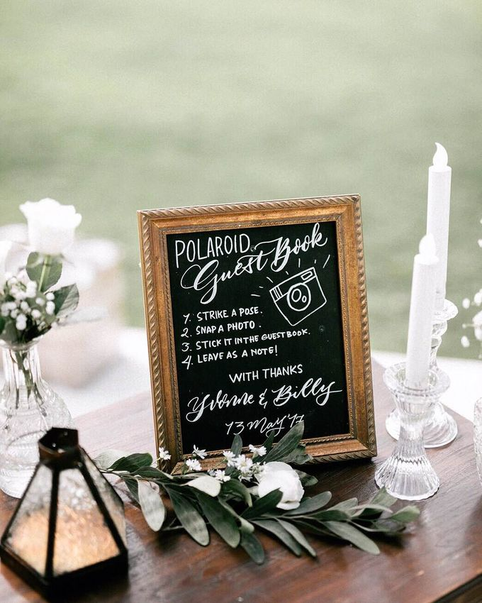 The Wedding of Michael and Stephanie by Pi Calligraphy - 003