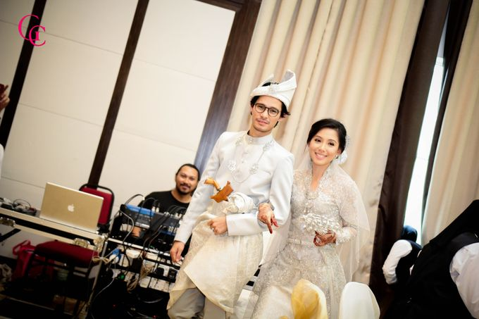 Khairil & Nina Wedding Reception by The Glamorous Capture - 002