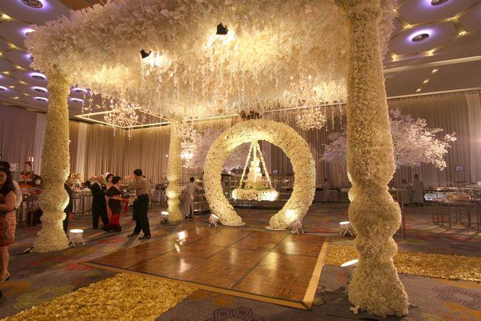 THE WEDDING OF FABIO & MELLISA by Holiday Inn Jakarta Kemayoran - 008