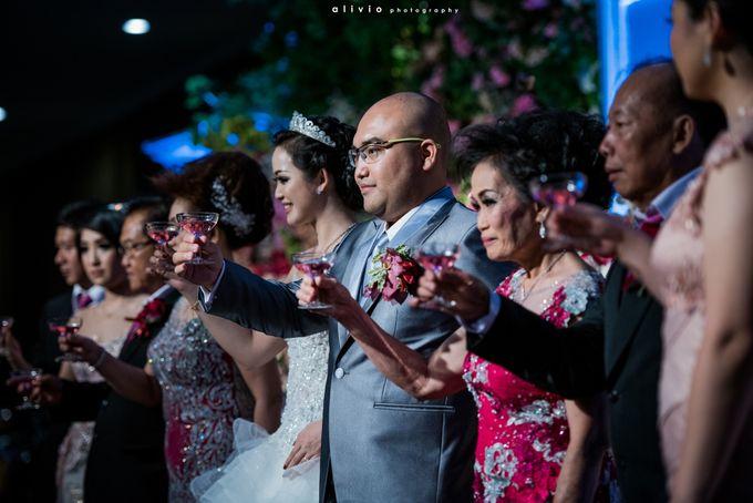 Ferry & Evi Wedding by alivio photography - 046