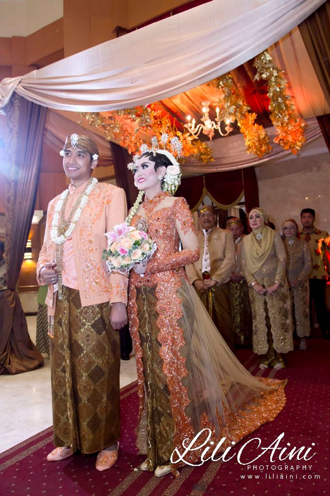Wedding Reception Akbar & Devy by Lili Aini Photography - 003