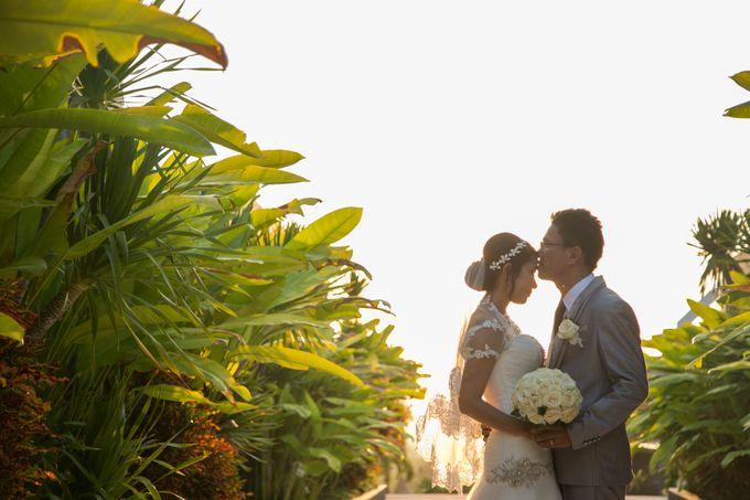 The Wedding of Mr Hendri & Ms Nurul Huda by My Dream Bridal and Wedding - 001