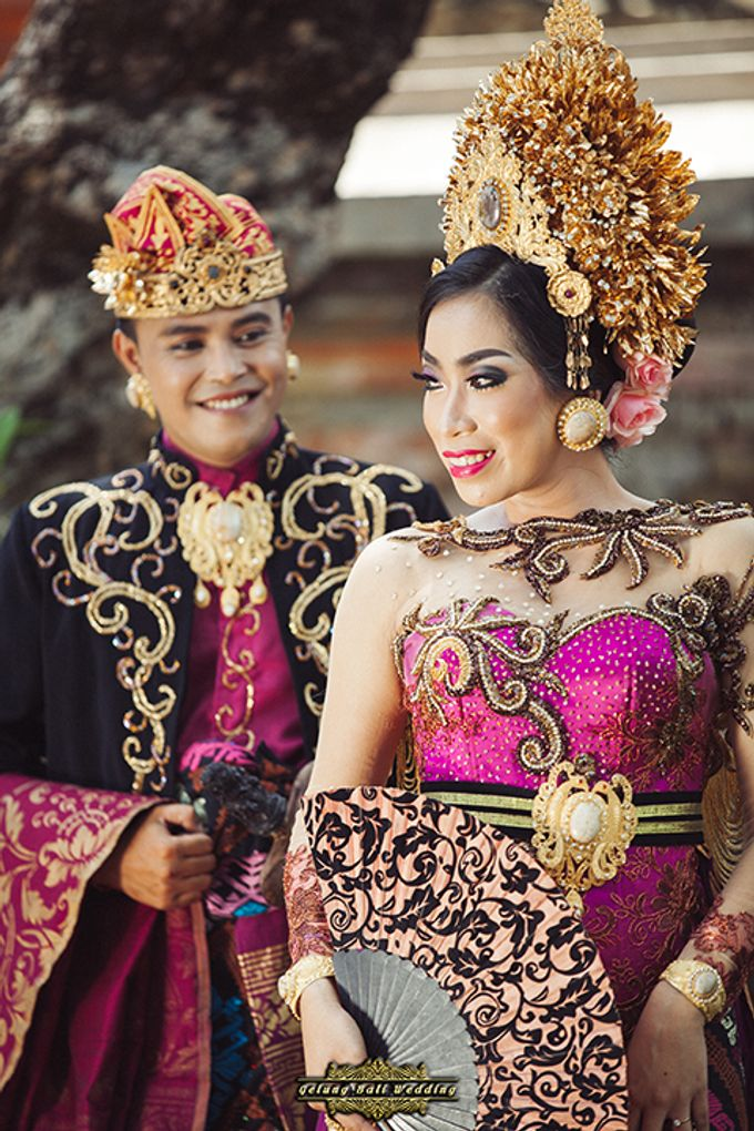 photography & bridal by Gelung Bali Wedding - 005