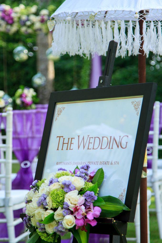 kayumanis jimbaran-wedding ceremony-garden by Kayumanis Private Villa and Spa - 007