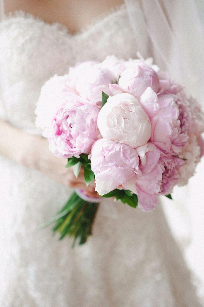 Bridal Series by D'Alexandra Flowers - 006