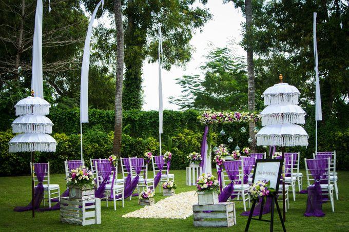 kayumanis jimbaran-wedding ceremony-garden by Kayumanis Private Villa and Spa - 008