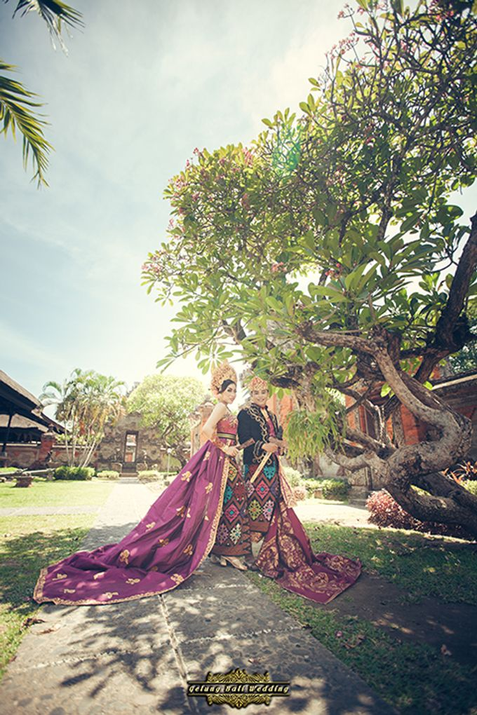 photography & bridal by Gelung Bali Wedding - 007