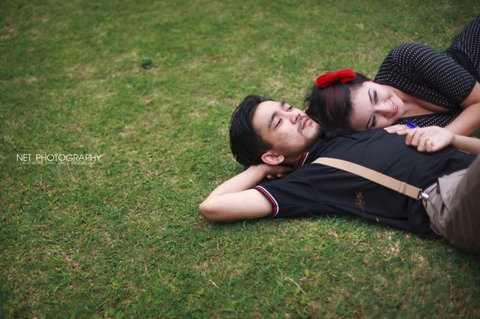 Firda & Farhan  PREWEDDING by NET PHOTOGRAPHY - 007
