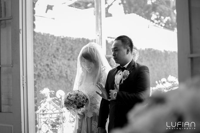 Erick & Itha Wedding by Dante Wedding Planner - 006