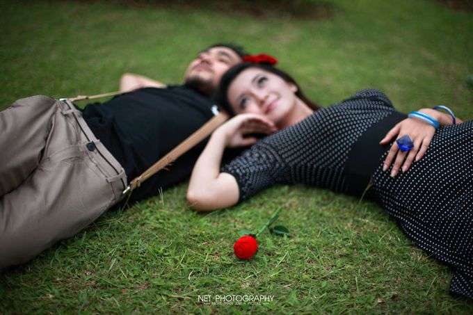 Firda & Farhan  PREWEDDING by NET PHOTOGRAPHY - 008