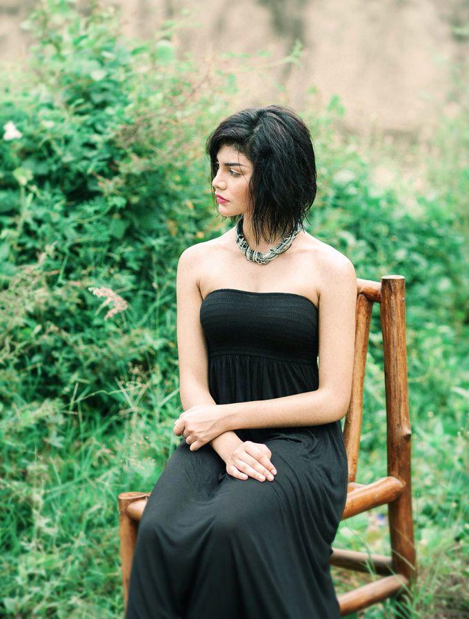 Test Shoot by Calenia Letitia Makeup Artist - 005