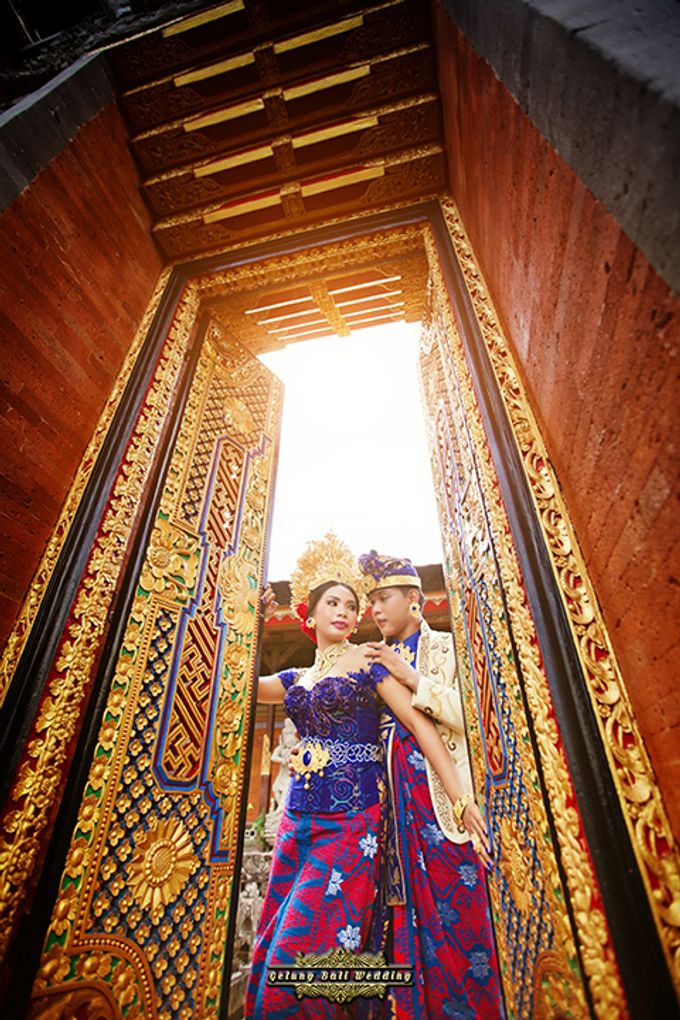 photography & bridal by Gelung Bali Wedding - 008