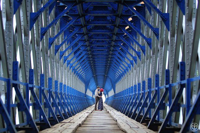 Desy & Bowo Prewedding by MSB Photography - 035