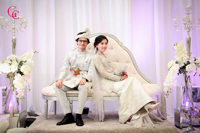 Khairil & Nina Wedding Reception by The Glamorous Capture - 001