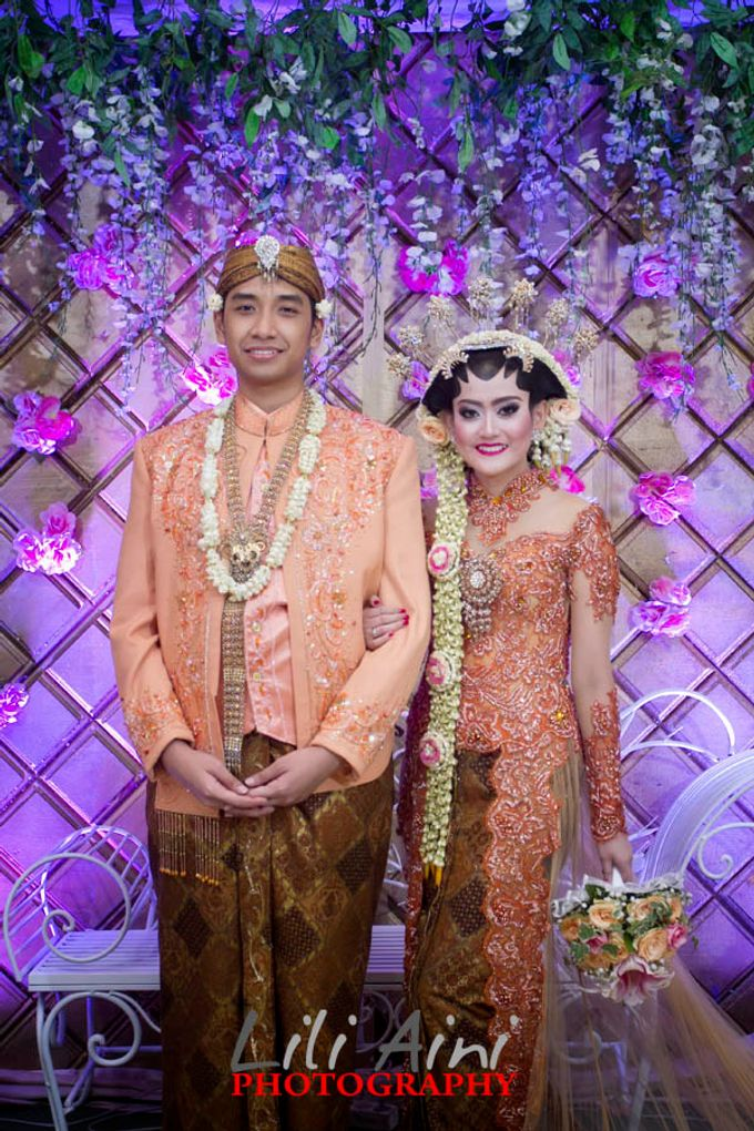 Wedding Reception Akbar & Devy by Lili Aini Photography - 010