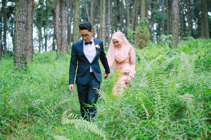 AIN & KHAIR by The Rafflesia Wedding & Portraiture - 009