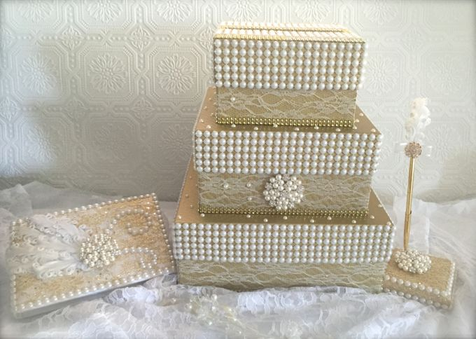 wedding card  boxes by iWedding World - 009