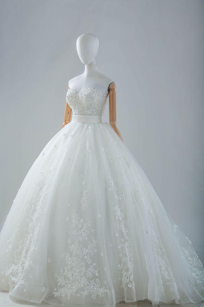 Gown Wedding by JJ Bride - 005