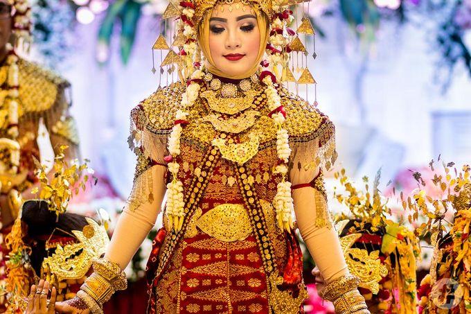 Noven & Reza Traditional Wedding Palembang by #thephotoworks - 021