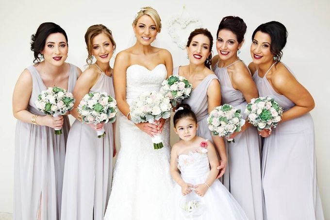 Real Weddings from Bridesmaids Only by Bridesmaids Only - 011