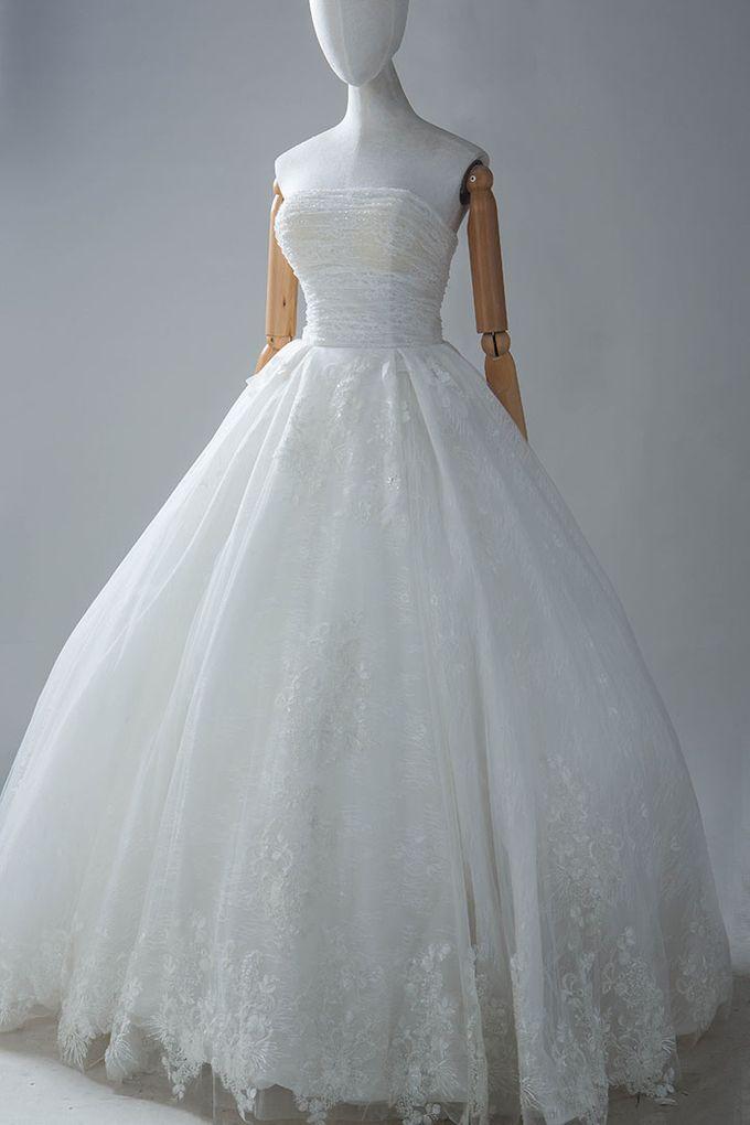 Gown Wedding by JJ Bride - 008