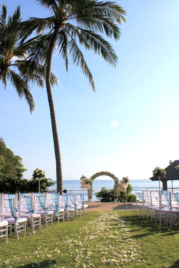JEEVA KLUI Wedding of Caitlin and Adam by lombok wedding planner - 002