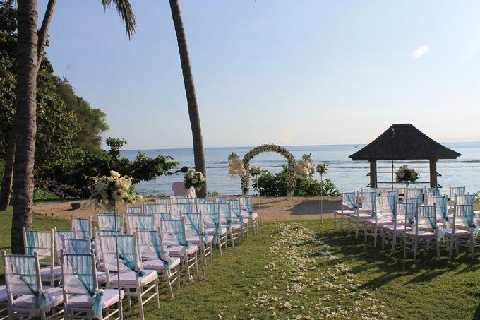 JEEVA KLUI Wedding of Caitlin and Adam by lombok wedding planner - 003