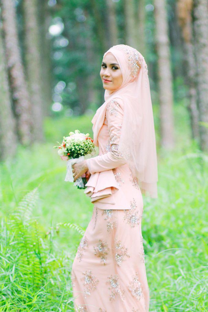 AIN & KHAIR by The Rafflesia Wedding & Portraiture - 011