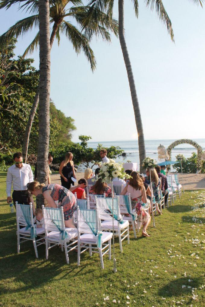 JEEVA KLUI Wedding of Caitlin and Adam by lombok wedding planner - 004