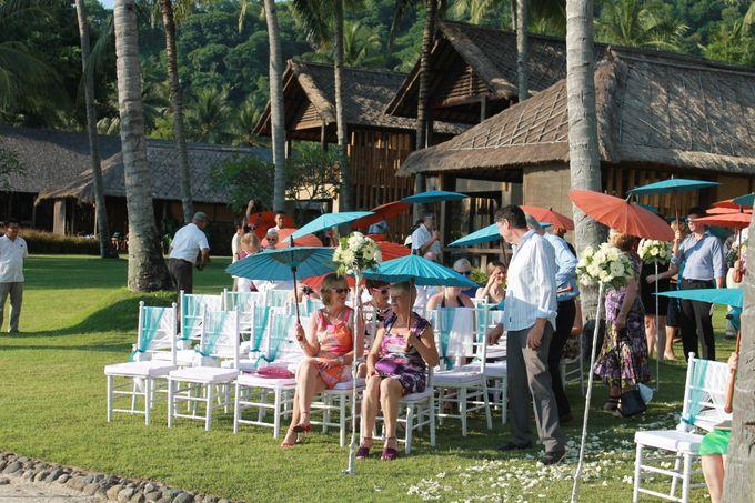 JEEVA KLUI Wedding of Caitlin and Adam by lombok wedding planner - 005