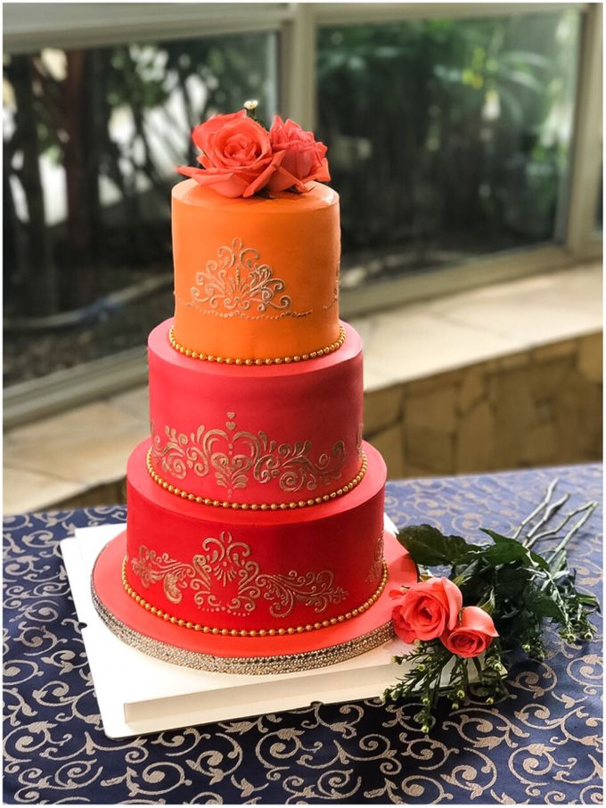 Wedding Cakes by The Quirky Taste - 006