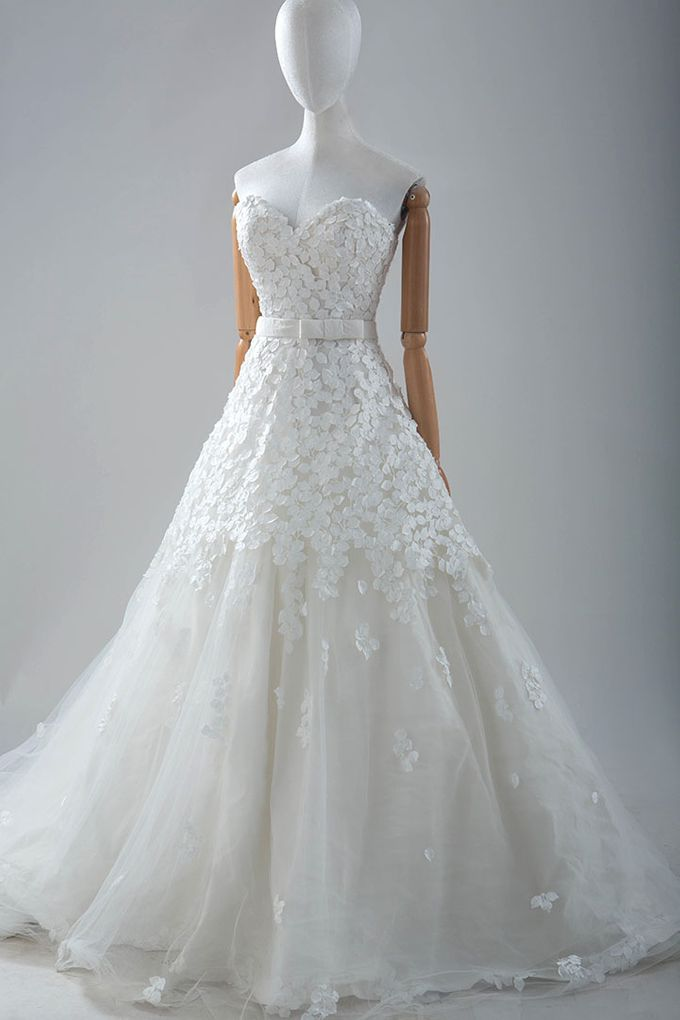 Gown Wedding by JJ Bride - 006