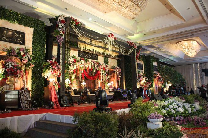 Grand Ballroom by Shangri-La Hotel, Surabaya - 011