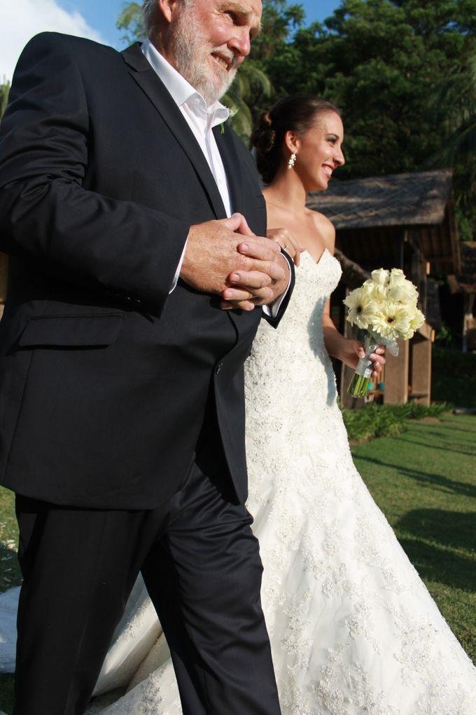 JEEVA KLUI Wedding of Caitlin and Adam by lombok wedding planner - 006