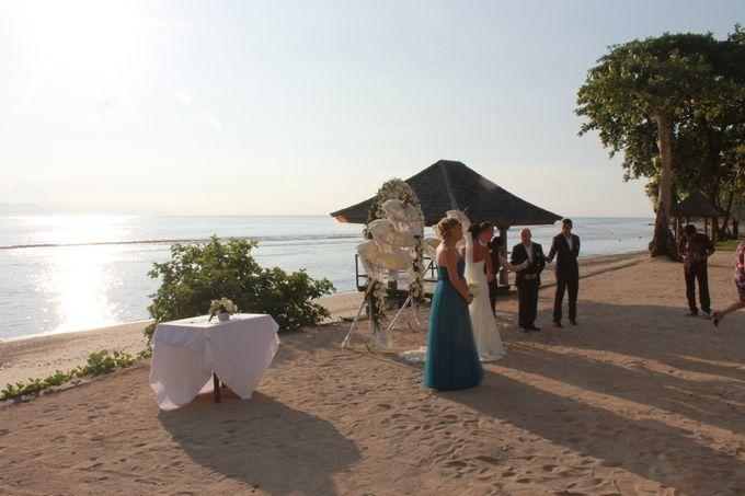 JEEVA KLUI Wedding of Caitlin and Adam by lombok wedding planner - 008