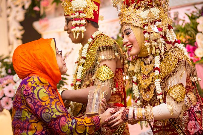 Noven & Reza Traditional Wedding Palembang by #thephotoworks - 023