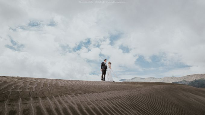 Prewedding Bromo by LUKIHERMANTO LHF - 005