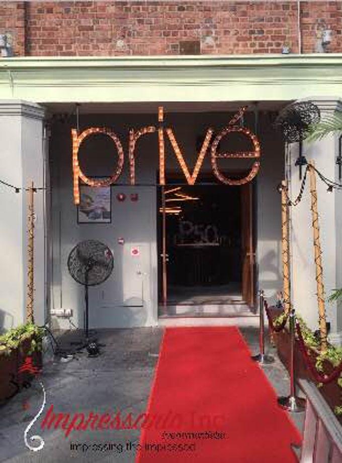50th Birthday Bash at Prive, Calrke Quay by Impressario Inc - 002