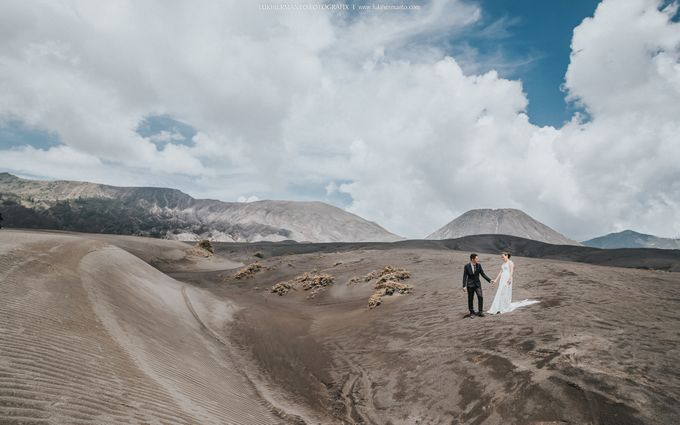Prewedding Bromo by LUKIHERMANTO LHF - 007