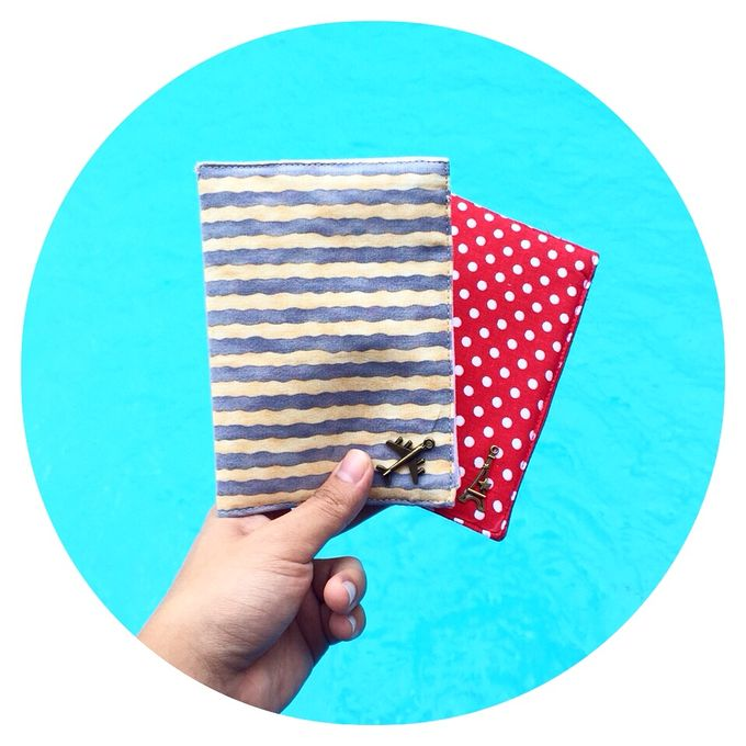 Personalised Passport Cover by Pastiche Touch - 002