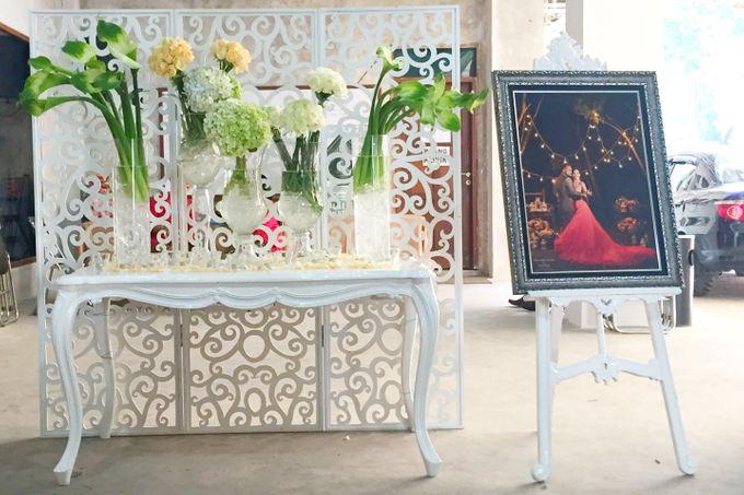 Holy Ceremony in GKJ Jakarta by CITTA Wedding - 007